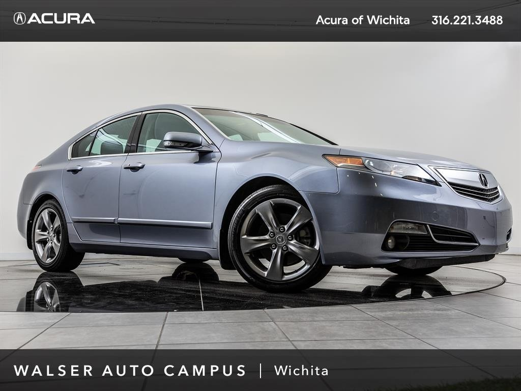 PreOwned Acura TL Advance Package Navigation Heated Seats - Pre own acura