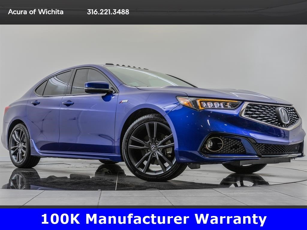 Certified Pre-Owned 2019 Acura TLX SH-AWD