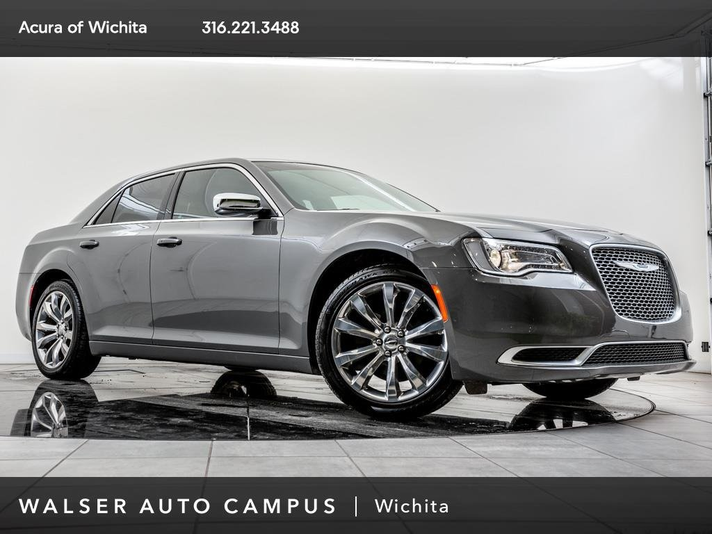 Pre Owned 2018 Chrysler 300 Touring Rear View Camera Apple Carplay