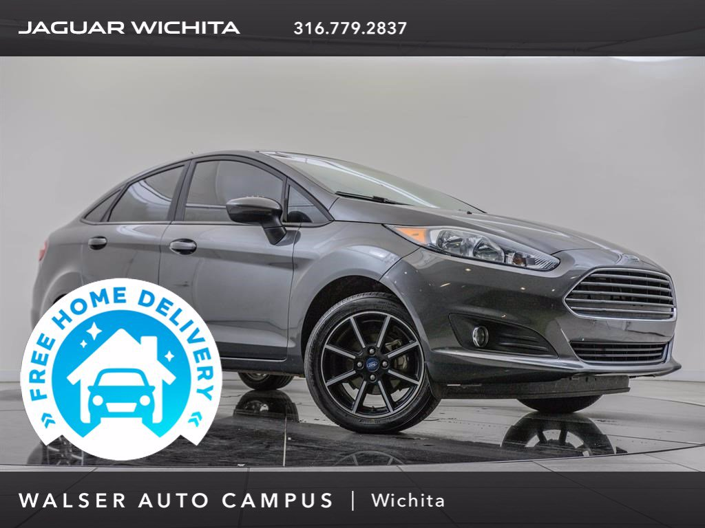 Pre-Owned 2018 Ford Fiesta SE Appearance Package