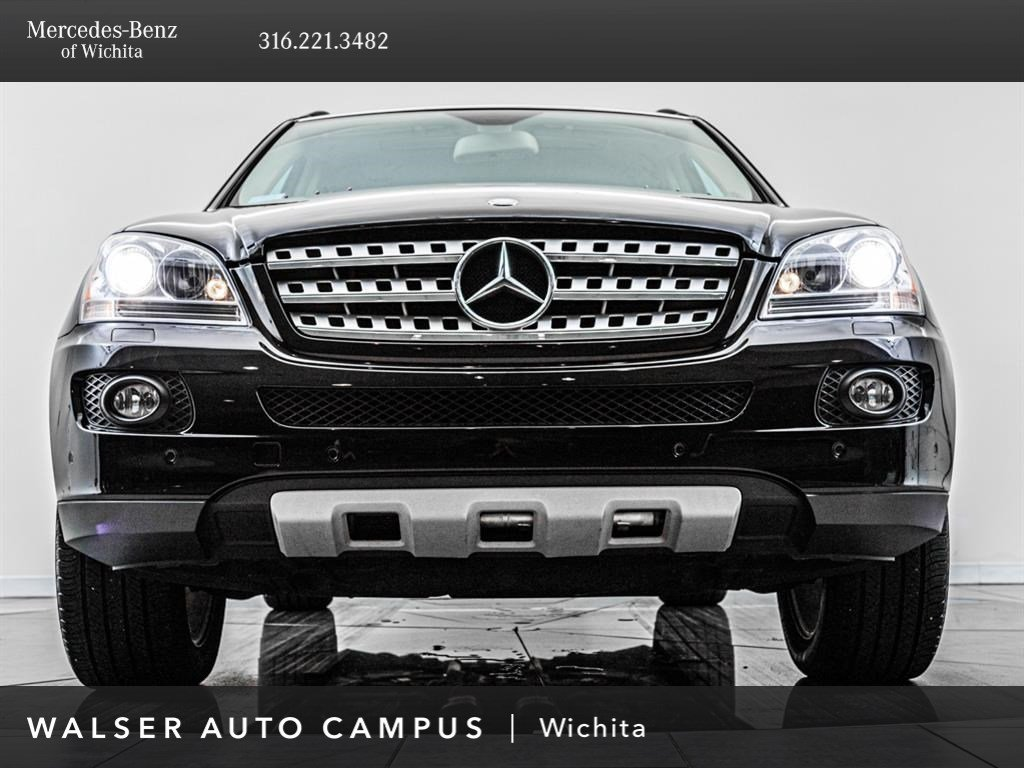 Pre-Owned 2007 Mercedes-Benz M-Class ML350, Factory Sport Wheel Upgrade  Sport Utility
