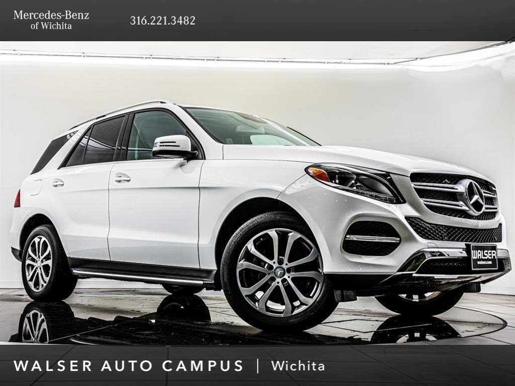 Pre-Owned 2016 Mercedes-Benz GLE GLE 350 4MATIC®, Premium 1 Pkg