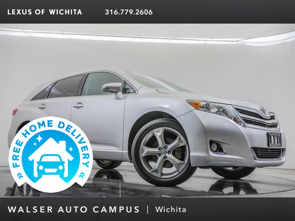 Pre-Owned 2014 Toyota Venza LE Convenience Package