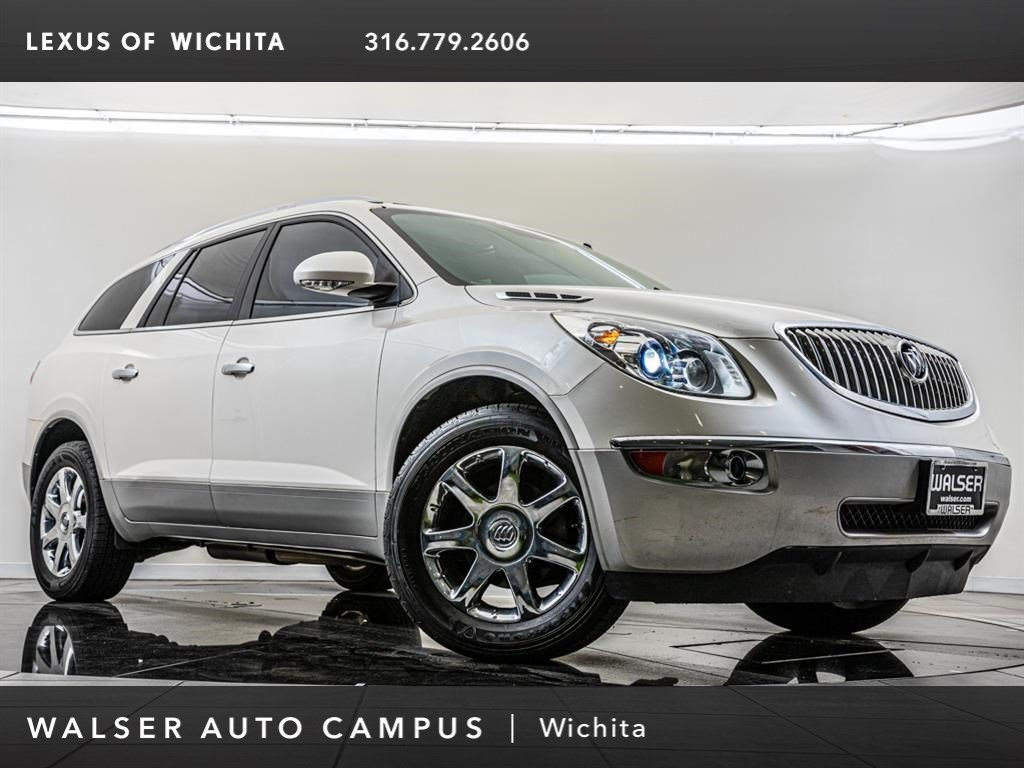 Pre-Owned 2010 Buick Enclave Navigation