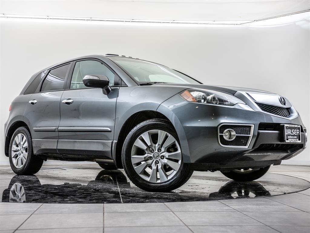 Pre-Owned 2011 Acura RDX Tech Pkg, Navi, MnRf, BT, RV Cam, Htd Sts