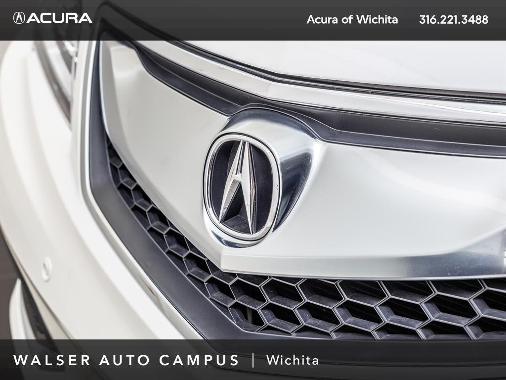 PreOwned Acura RDX Advance Package Navigation Moonroof RV - 2018 acura tsx navigation