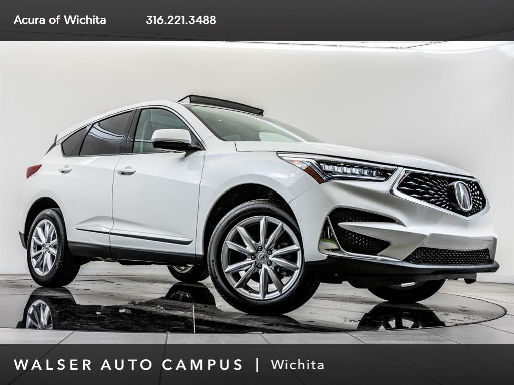 New 2019 Acura Rdx Base Sport Utility In Wichita 51aa916n Acura