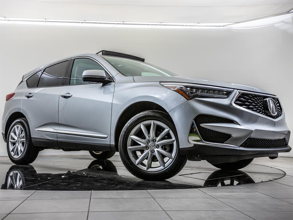 Certified Pre-Owned 2019 Acura RDX FWD, Pano Rf, CarPlay, BT, Htd Sts, RV Cam