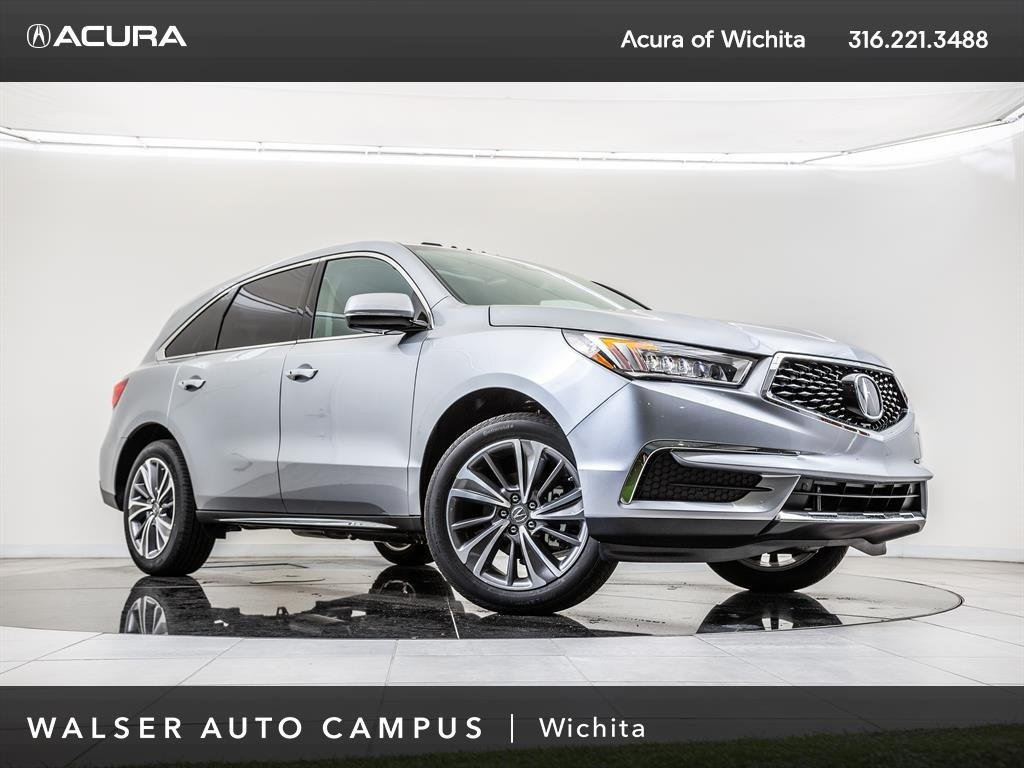 New 2018 Acura MDX SH-AWD with Technology Package Sport Utility