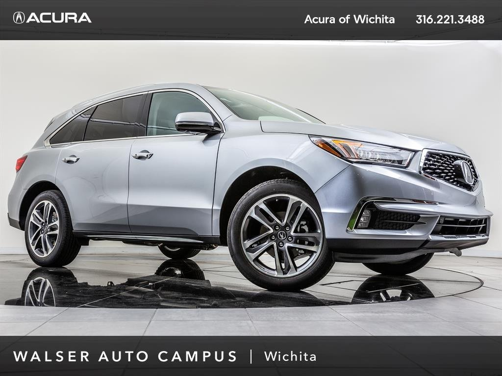 New 2018 Acura MDX SH-AWD with Advance Package Sport Utility