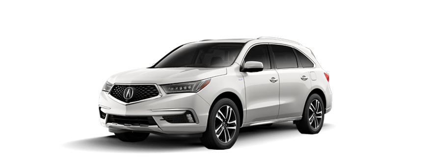 New 2018 Acura MDX Sport Hybrid SH-AWD with Advance Package Sport Utility