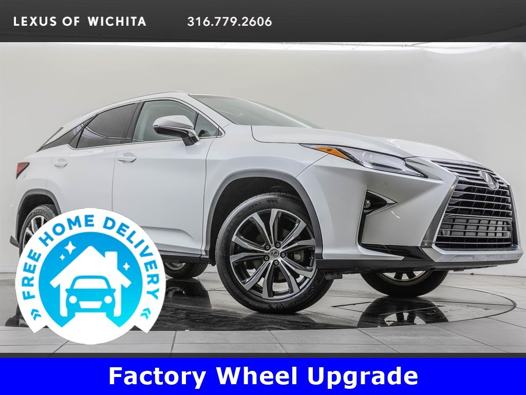 Pre-Owned 2017 Lexus RX 350 Navigation, Premium Package