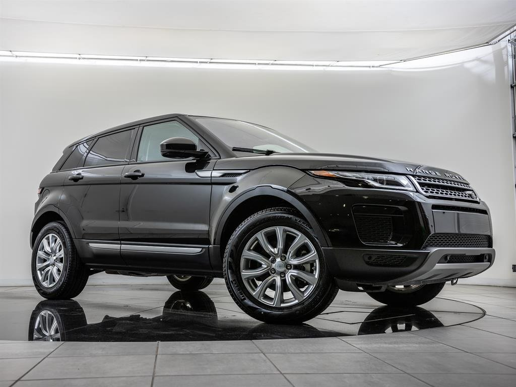 Pre Owned 2018 Land Rover Range Rover Evoque Se 7yr 100k
