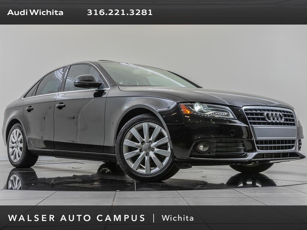 Pre-Owned 2009 Audi A4 2.0T Premium, Navigation