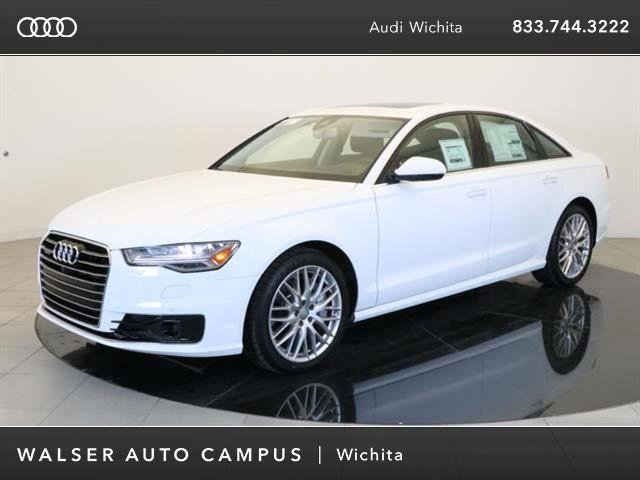 Pre Owned 2016 Audi A6 TDI Prestige quattro 4dr Car in Wichita