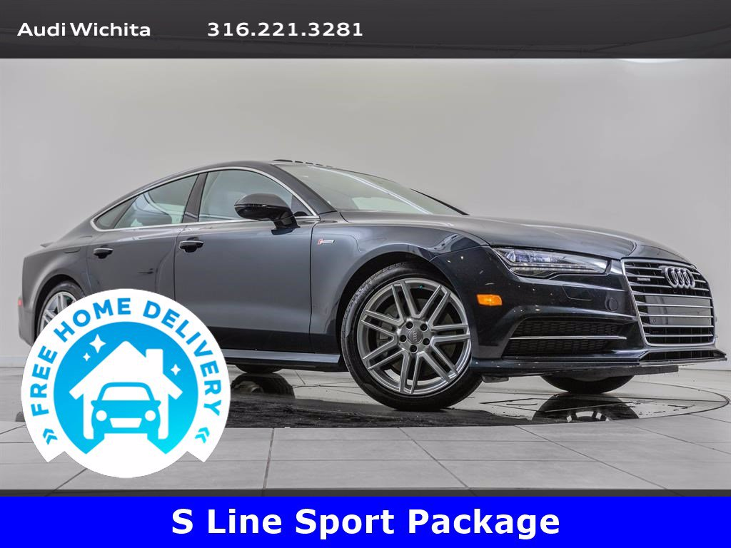 Pre-Owned 2017 Audi A7 S-Line Sport Package