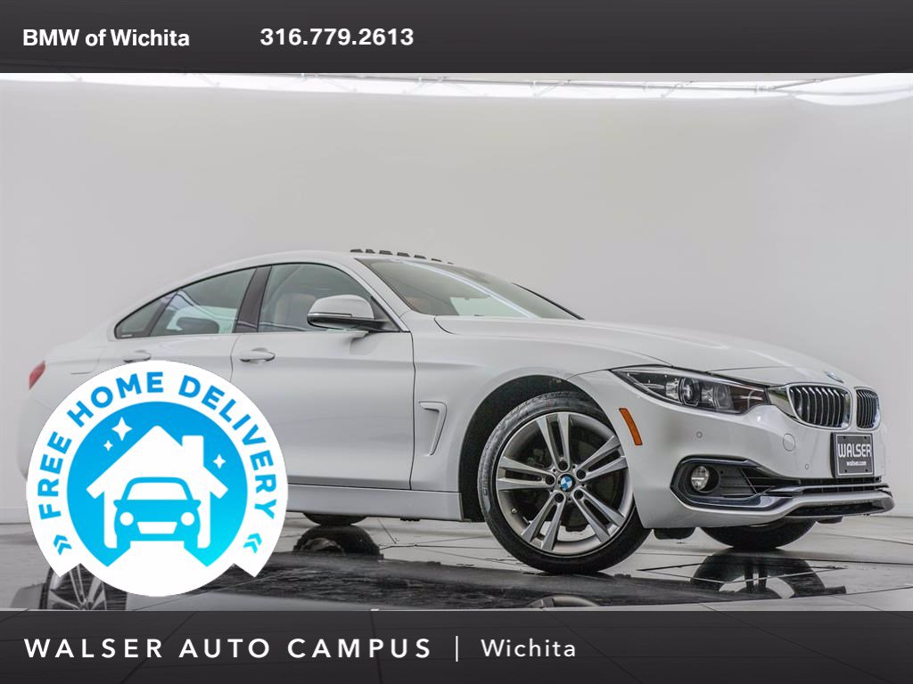 Pre-Owned 2019 BMW 4 Series Driving Assistance Package