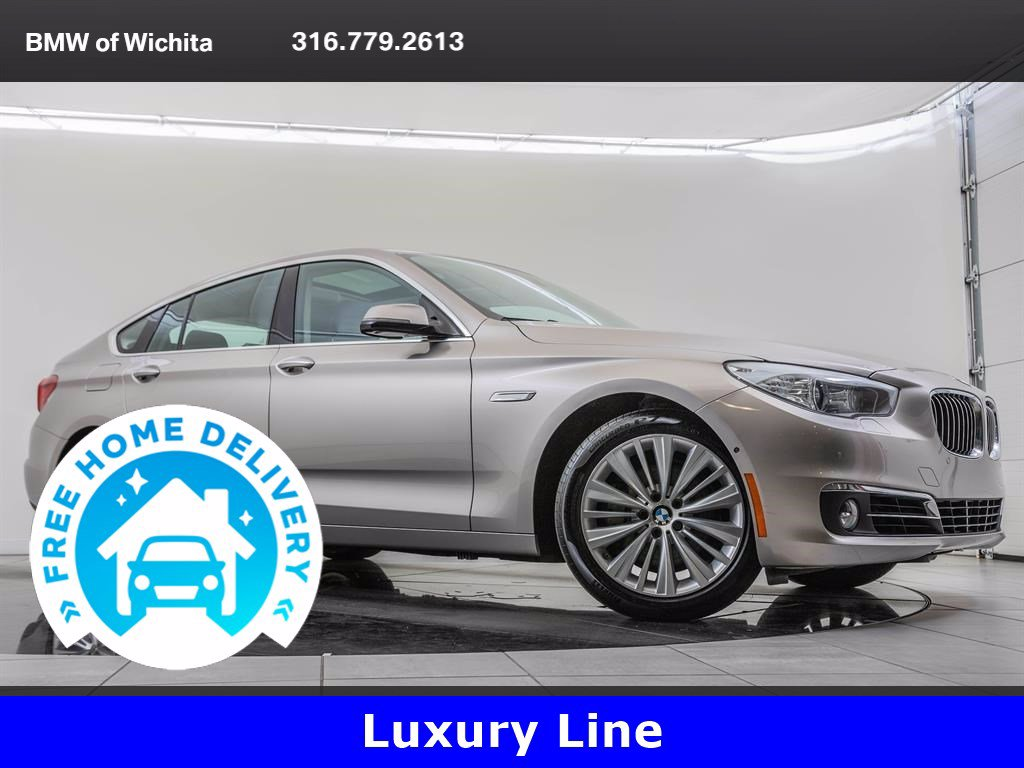 Pre-Owned 2017 BMW 5 Series Driving Assistance Plus Package