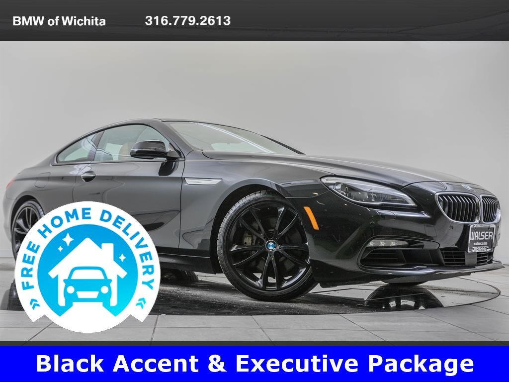 Pre-Owned 2017 BMW 6 Series Executive Package