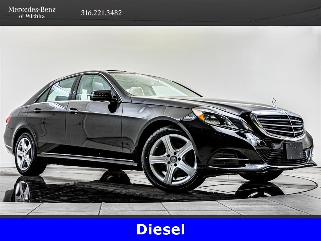 Pre-Owned 2016 Mercedes-Benz E-Class E 250 BlueTEC® Luxury
