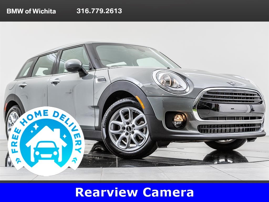 Pre-Owned 2019 MINI Cooper Clubman ALL4
