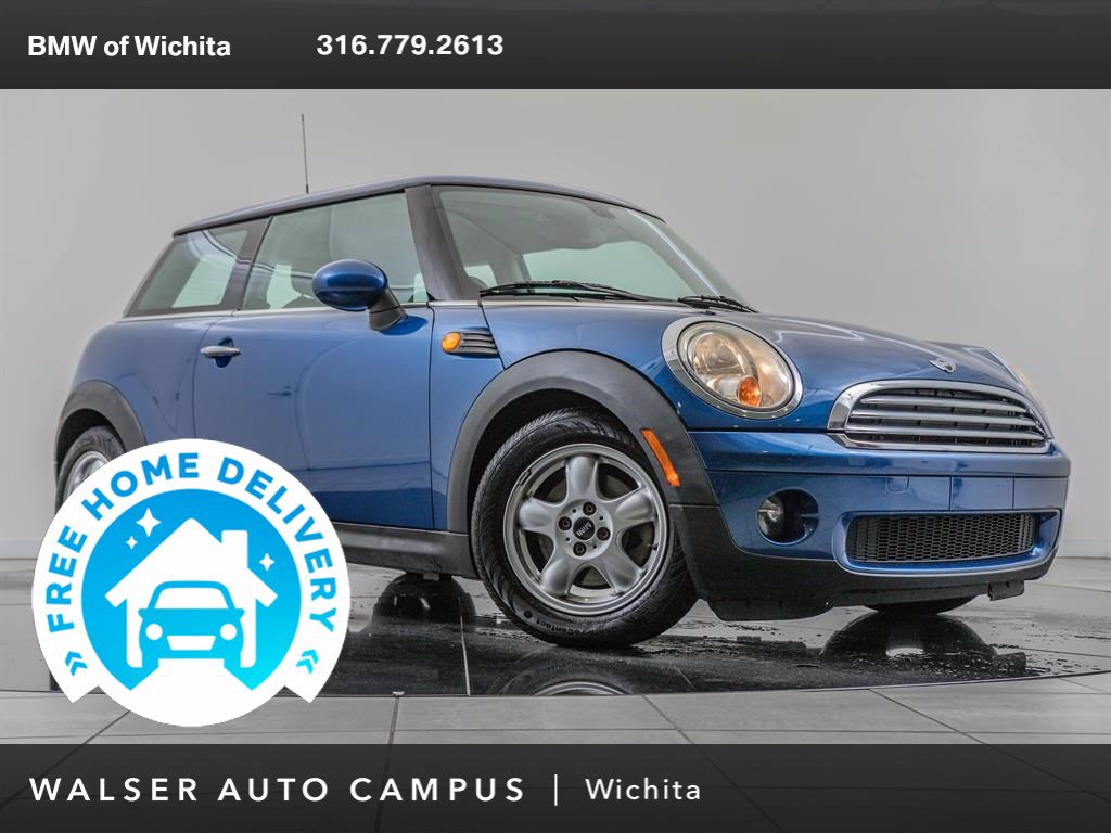Pre-Owned 2009 MINI Cooper Hardtop Convenience Package