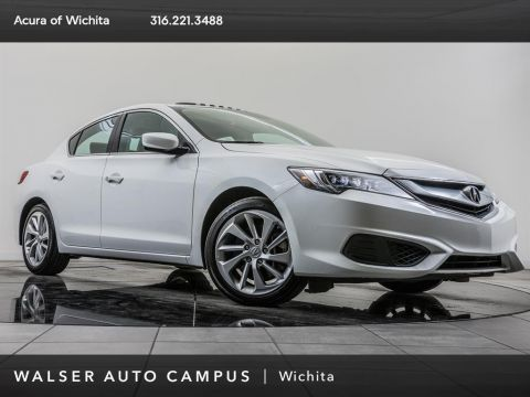 Pre-Owned 2016 Acura ILX Moonroof, Bluetooth, Rear View Camera