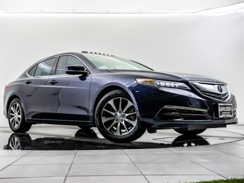 Pre-Owned 2016 Acura TLX 1-Owner