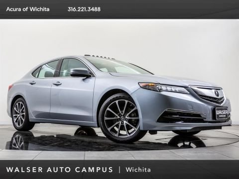 Certified Pre-Owned 2015 Acura TLX Technology Package, Certified Pre-Owned, Navigate