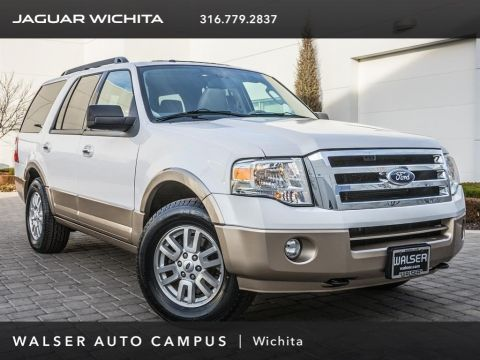 Pre-Owned 2011 Ford Expedition XLT, Navi, Sunroof, RV Cam, Pwr Run Brds