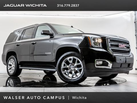 Pre-Owned 2015 GMC Yukon SLT, Rear Seat Entertainment, Navigation, Sunroof