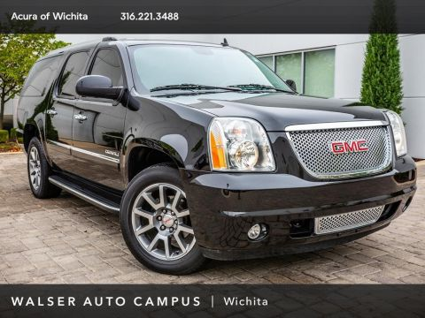 Pre-Owned 2014 GMC Yukon XL Denali, Rear Entertainment, Navigation, RV Camera