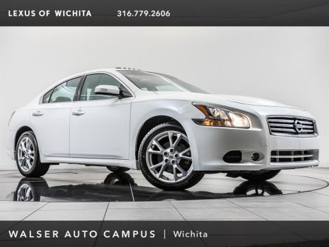 Pre-Owned 2012 Nissan Maxima 3.5 SV, Bluetooth, Alloy Wheels