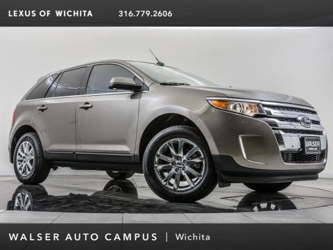 Pre-Owned 2013 Ford Edge Limited, Rear View Camera, Sony Audio, SiriusXM