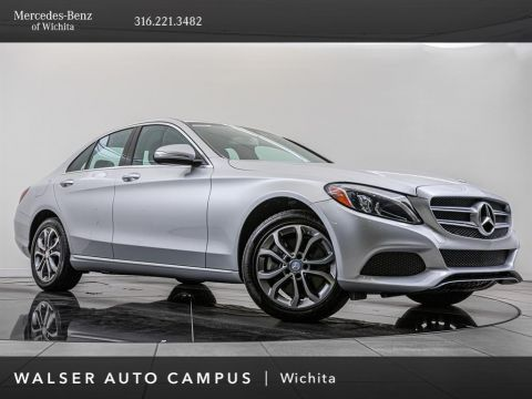 Pre-Owned 2015 Mercedes-Benz C-Class C 300