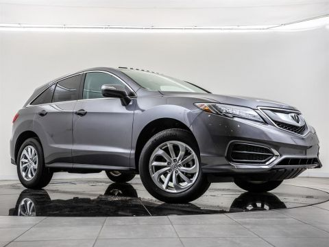 Certified Pre-Owned 2018 Acura RDX Technology Package, Certified Pre-Owned