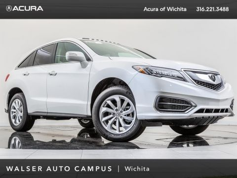 New Acura RDX In Wichita Acura Of Wichita - Acura rdx lease prices paid
