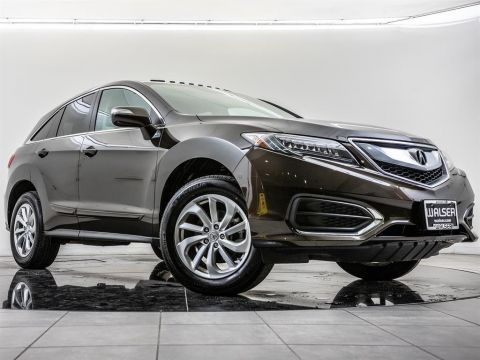 Pre-Owned 2016 Acura RDX Moonroof, Rear View Camera, Bluetooth, Heated Seat