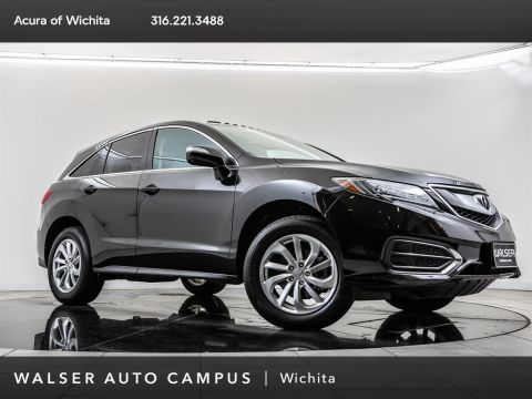 Pre-Owned 2016 Acura RDX Technology, Navigation, Moonroof, Rear View Camera