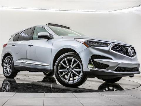 Certified Pre-Owned 2019 Acura RDX Tech SH-AWD, Pano Rf, Blnd Spt, CarPlay, BT