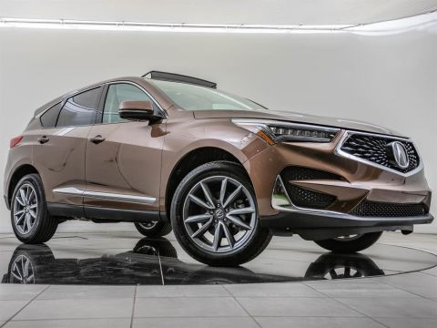New 2019 Acura RDX Tech SH-AWD, Pano Rf, Blnd Spt, CarPlay, BT