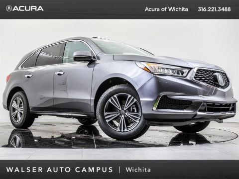 New Acura MDX In Wichita Acura Of Wichita - 2018 acura mdx remote start