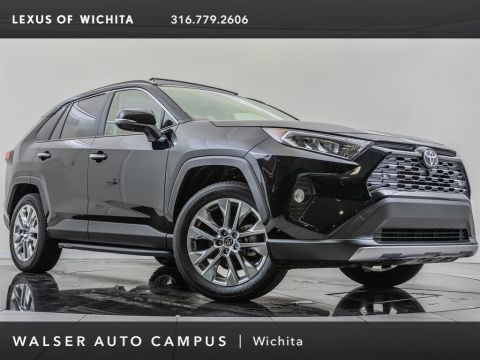 Pre-Owned 2019 Toyota RAV4 Technology Package
