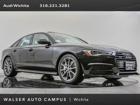 Pre-Owned 2018 Audi A6 3.0 TFSI Sport quattro, 6 Cyl