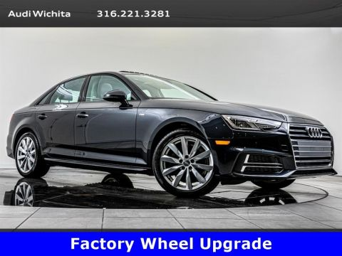 Pre-Owned 2018 Audi A4 2.0 TFSI, Factory Wheel Upgrade
