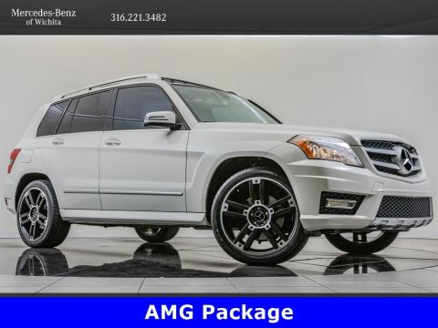 Pre-Owned 2012 Mercedes-Benz GLK GLK350 4MATIC, AMG® Package