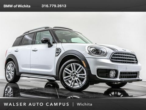 Pre-Owned 2019 MINI Countryman Cooper, Signature Trim