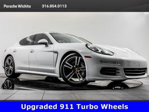 Pre-Owned 2016 Porsche Panamera S, Premium Package Plus, Sport Chrono Pkg